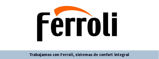Trabajamos con Ferroli